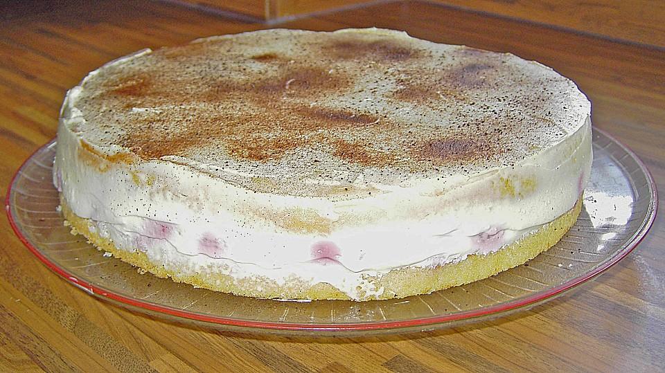 Himbeer Mascarpone Torte Von Bewe1967 Chefkoch De
