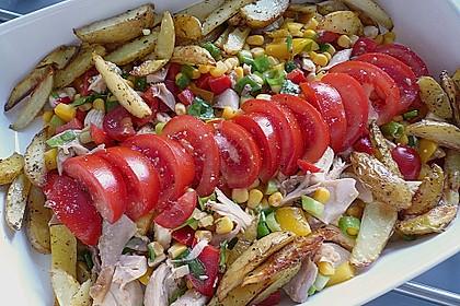 Country - Kartoffelsalat mit Huhn 1