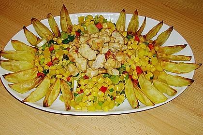 Country - Kartoffelsalat mit Huhn