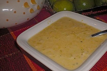 Maissuppe schnell