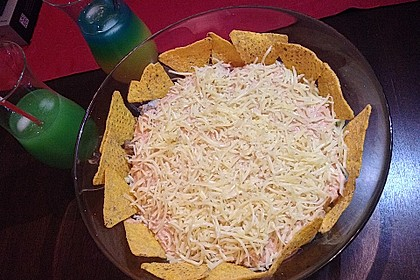 Tortilla - Salat (Bild)