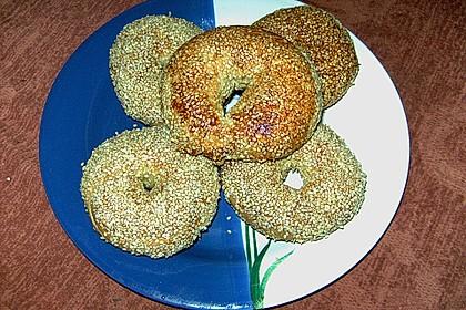 Sesamringe auf türkische Art und Weise 54