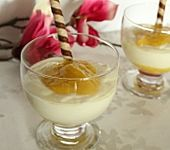 Mango-Vanille-Quark-Dessert à la Dani (Bild)