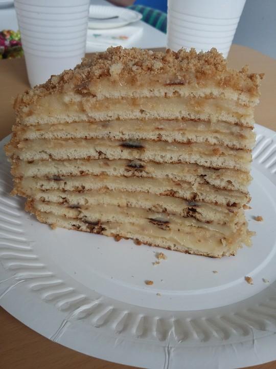 Torte Napoleon Von Ingrid06 Chefkoch De