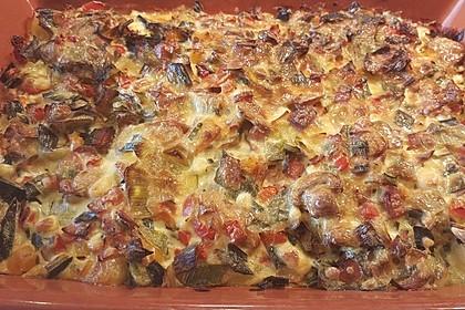 Herbstlicher Kartoffel-Gemüse-Auflauf 2