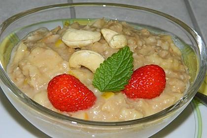 """Porridge à la """"Apfelstrudel"""" 4"""