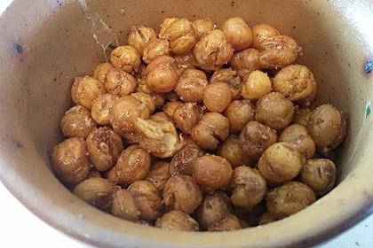 Würziger Kichererbsen-Snack 3