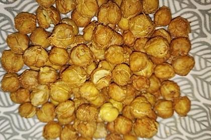 Würziger Kichererbsen-Snack 10
