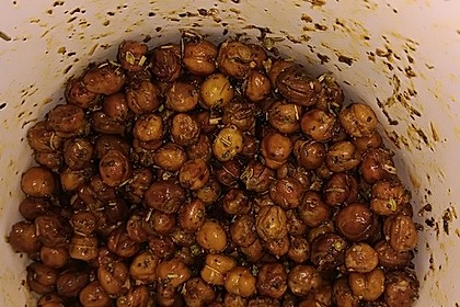 Würziger Kichererbsen-Snack 6