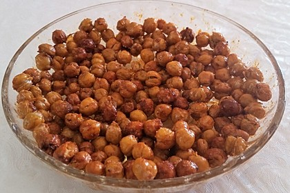 Würziger Kichererbsen-Snack 7
