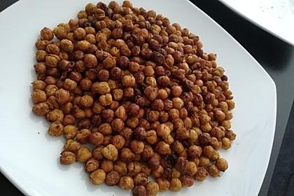 Würziger Kichererbsen-Snack 1