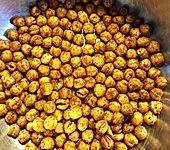 Würziger Kichererbsen-Snack (Bild)