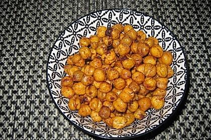 Würziger Kichererbsen-Snack 2