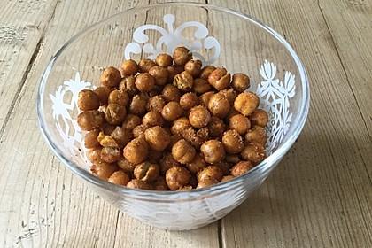 Würziger Kichererbsen-Snack 5