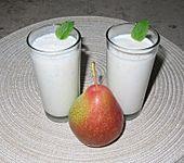Birnensahne Drink (Bild)