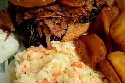 Pulled Pork Gasgrill Chefkoch : Pulled pork aus dem bratschlauch von reno braines chefkoch