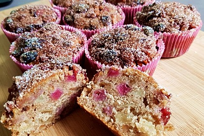 Bratapfel-Muffins 1