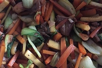 Schnelle Asia-Gemüsepfanne 3