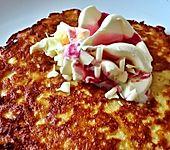 Pfannkuchen aus Äpfeln (Bild)