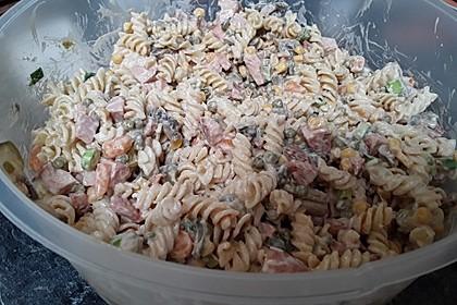 Bester und leckerster Nudelsalat (Bild)