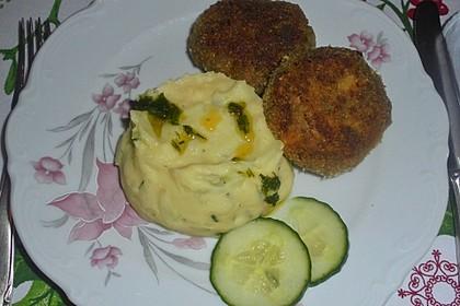 Salatgurken-Kartoffelpüree (Bild)
