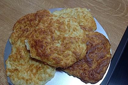Quark-Käse-Fladen