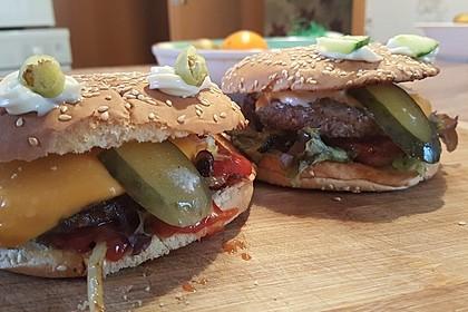 Halloween Grusel-Burger 3