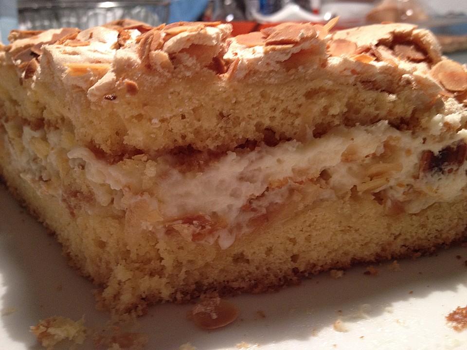 Zitronenbaiser Torte Von Frannchen Chefkoch De
