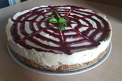 Schokoladen-Creme-Kuchen