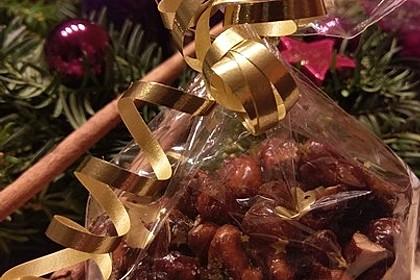 Gebrannte Cashew-Nüsse wie vom Jahrmarkt 3