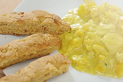Schnelles Chickencurry - besser als beim Inder um die Ecke