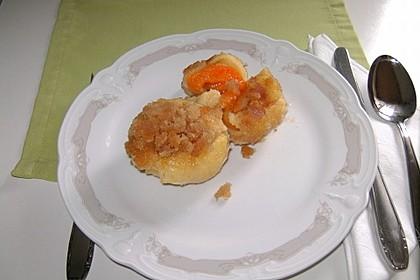 Saftige Aprikosenknödel (Marillenknödel) 3