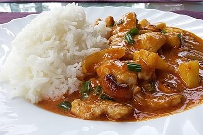 Thai-Curry mit Massaman