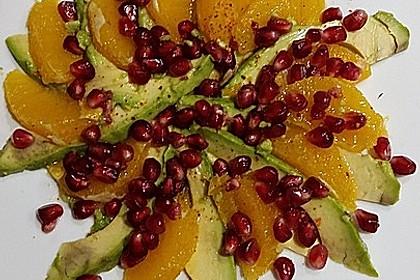 Avocado-Orangen-Salat 2