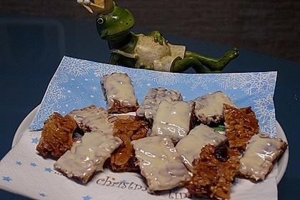 Urmelis weiße Gewürzflorentiner