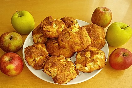 Apfelballen (Bild)