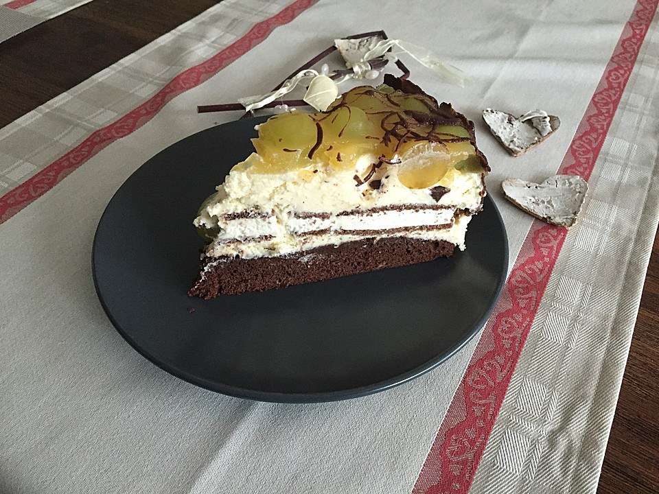 Milchschnitten Torte Von Guericke Chefkoch De