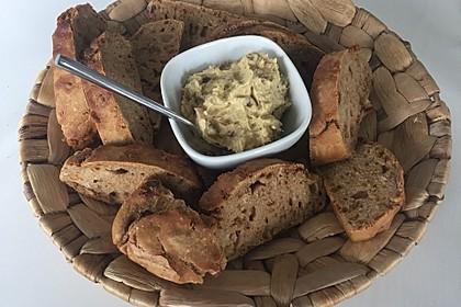 Frischkäse-Dip mit Datteln