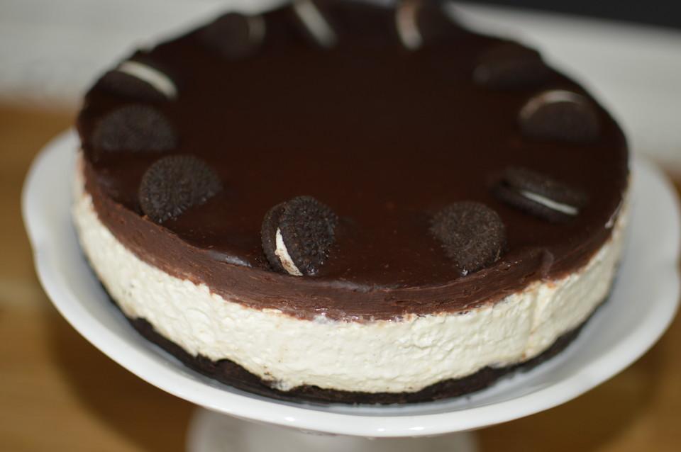 Oreo Torte Ohne Backen Von Encina Chefkoch De