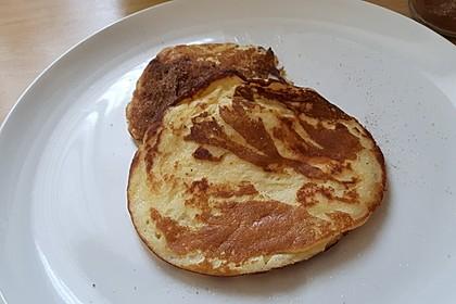 Kokosmehl Pancakes 4