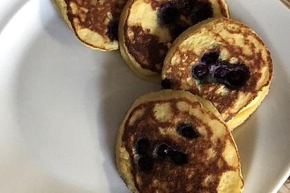 Kokosmehl Pancakes 7