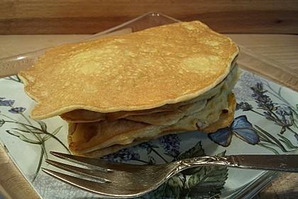 Kokosmehl Pancakes 6