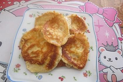 Kokosmehl Pancakes 1
