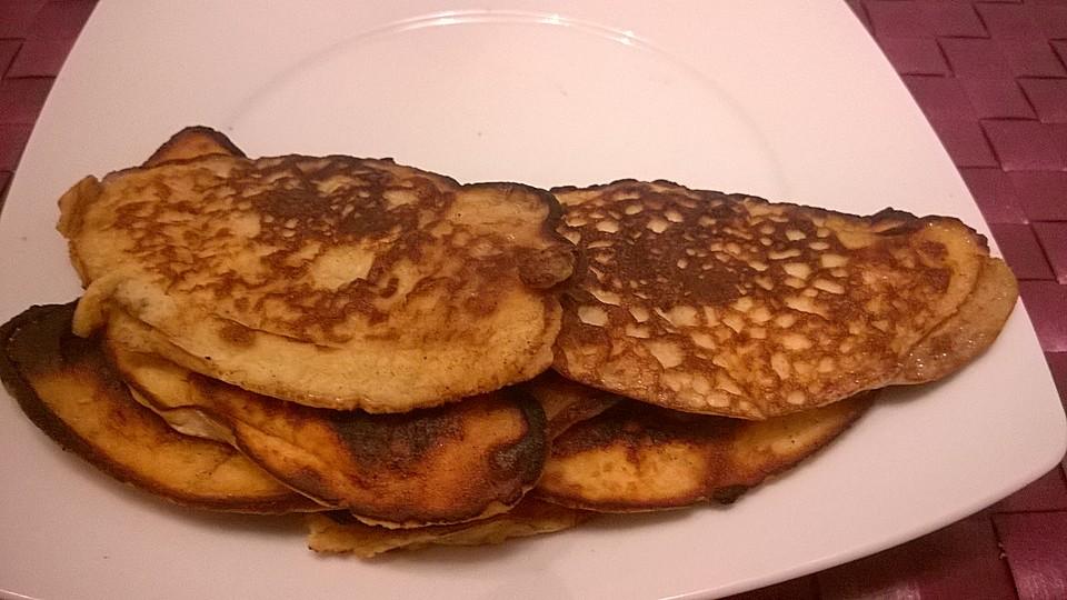 Kokosmehl Pancakes Von Leni512 Chefkoch De