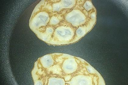 Kokosmehl Pancakes 9