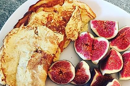 Kokosmehl Pancakes 3
