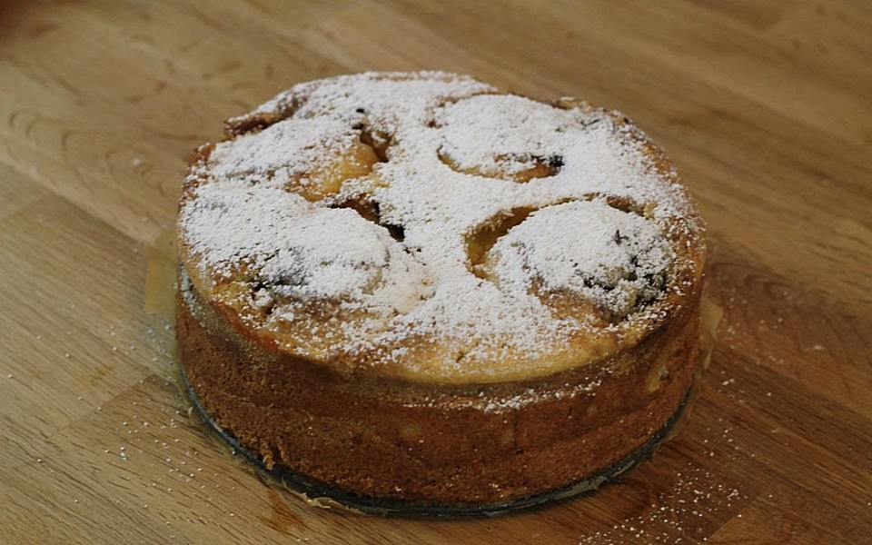 Bratapfel Kuchen Von Der Biokoch Chefkoch De