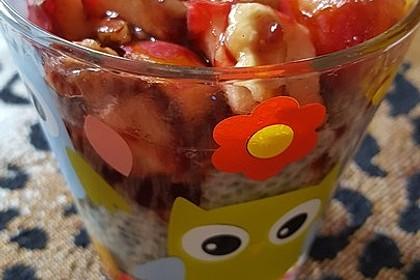 Bratapfel-Chia-Pudding 6