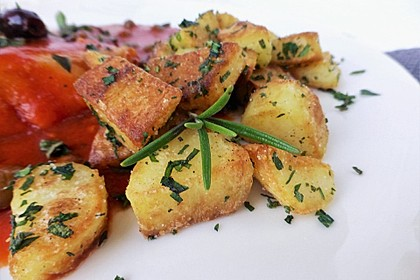 Bratkartoffeln Italienne 3