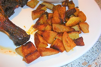 Bratkartoffeln Italienne 4